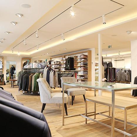 Modehaus Laschober Store, Austria
