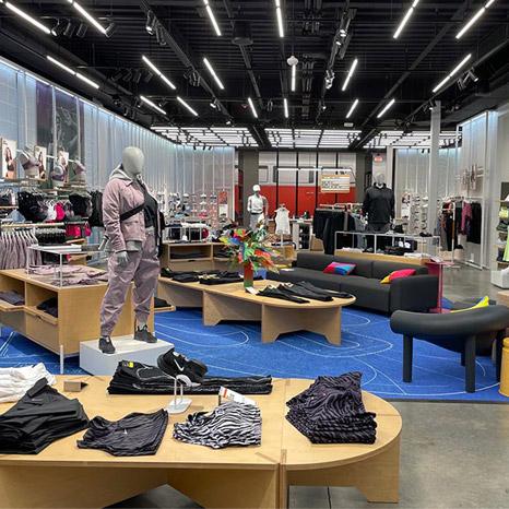 Nike Eugene Oregon Store, USA