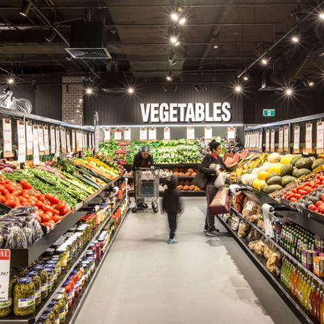 Retail Store ,Australia